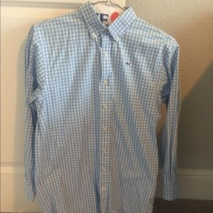 3 Boys vineyard vines dress shirts